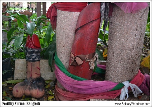 Fertility Shrine, Bangkok