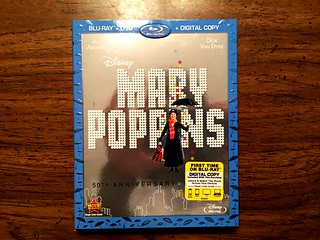 Mary Poppins anniversary edition