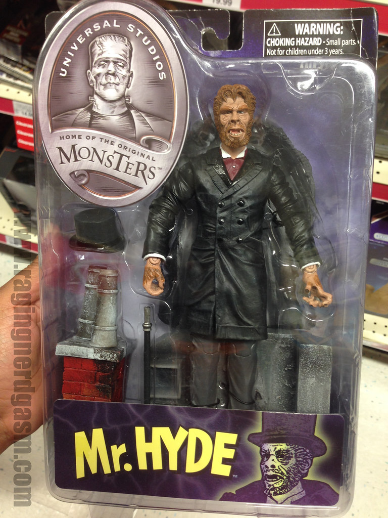 Universal Studios Monsters Mr Hyde