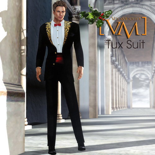 [VM] VERO MODERO  Tux Suits