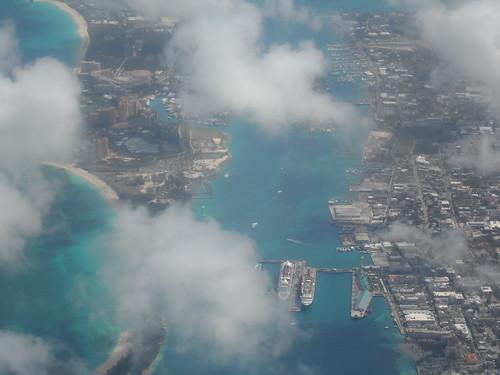 vacation bahamas nassau paradiseisland february2013 pictureofnassaufromair aerialviewofnewprovidence viewofparadiseislandfromtheair