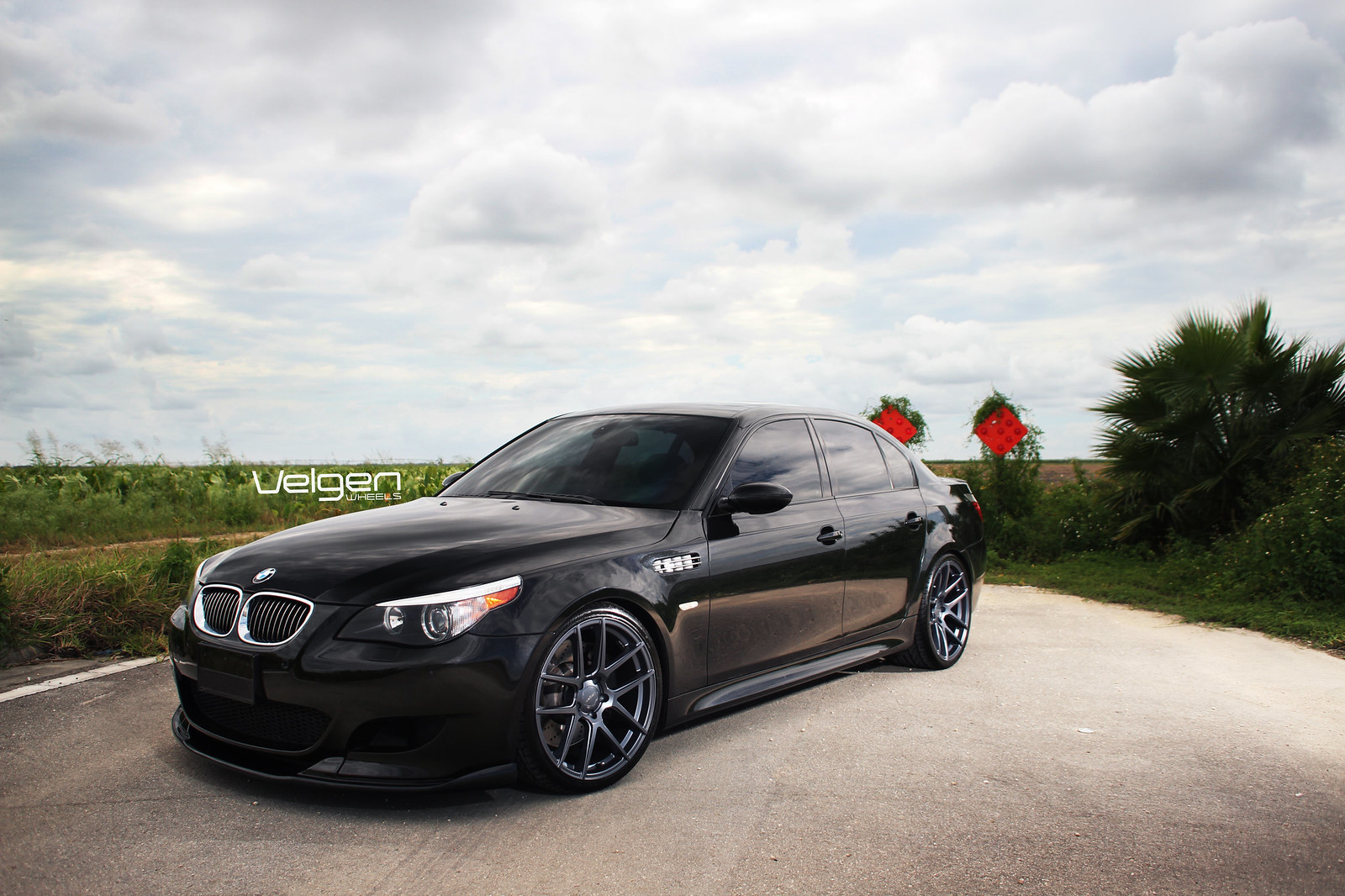Bmw E60 M5 On Velgen Wheels Clublexus Lexus Forum