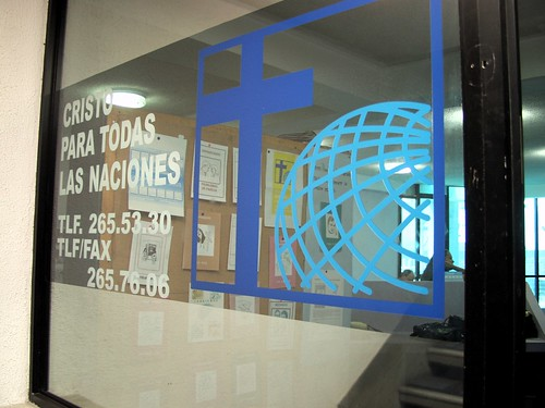 CPTLN Venezuela office in Barcelona in 2003.