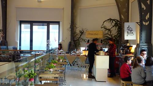 Cafetería de La Mojigata