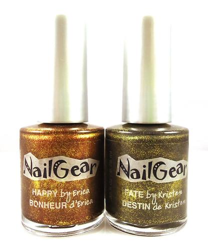 Bonne Bell Nail Gear