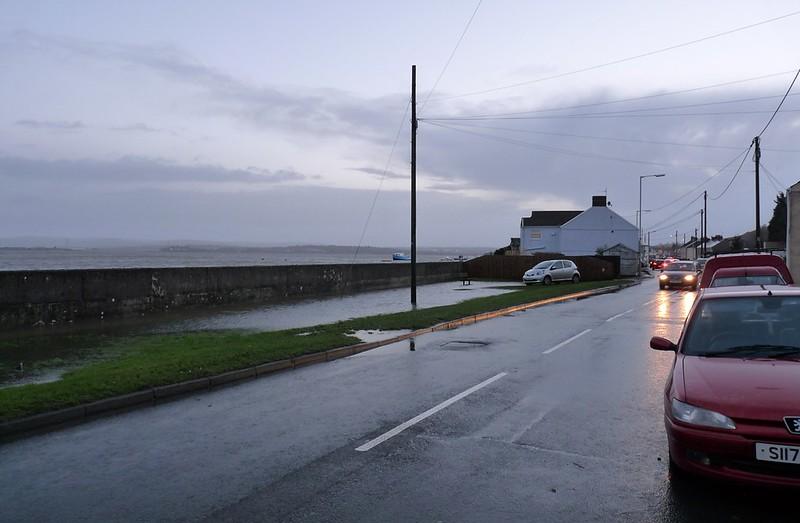 P1110195 - Penclawdd Storm Surge