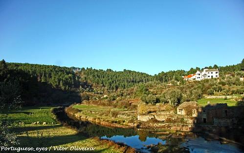 Ribeira do Carapito - Portugal