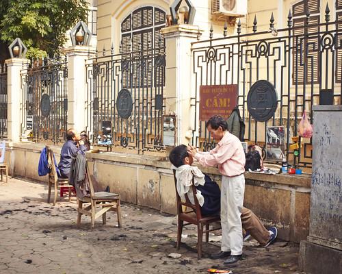 Hanoi peoples.