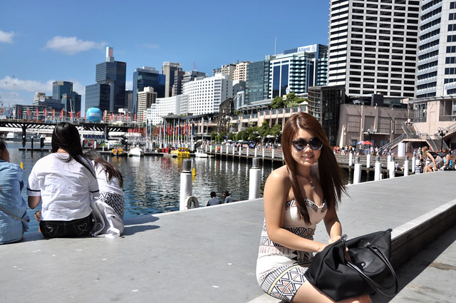 Darling Harbor Sydney