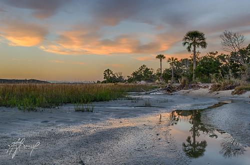 sunset beach unitedstates florida jacksonville littletalbotisland thephotographyblog