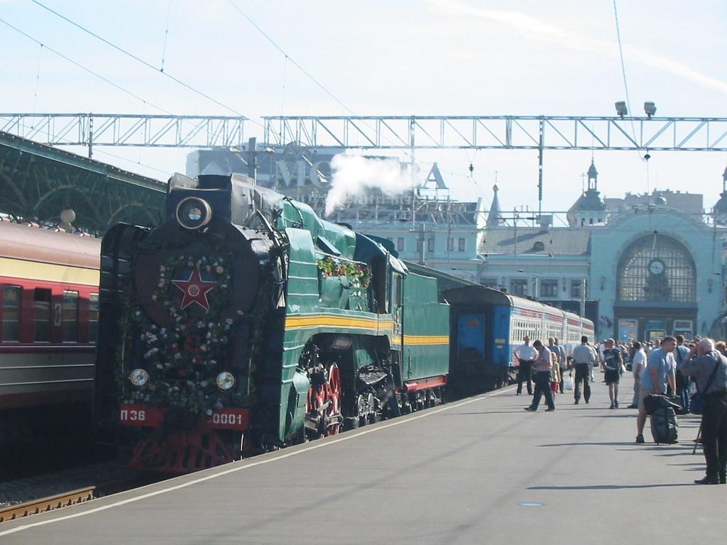 RZD P36-0001 steam locomotive _20050807_019