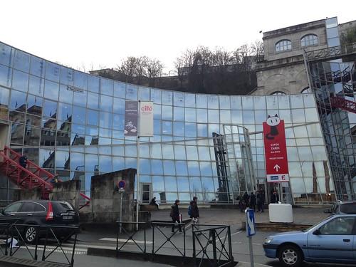 Cité de la BD d'Angoulême 2014