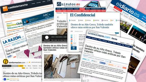Toledo Erótico en la Prensa nacional