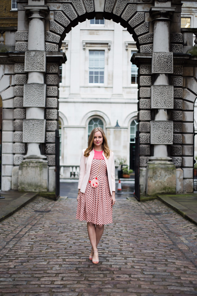 Street Style - Axelle, London Fashion Week