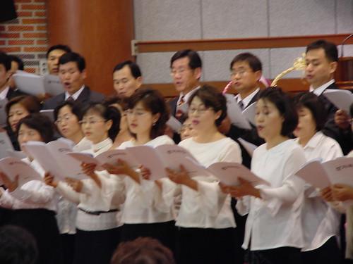 2004추수감사찬양예배
