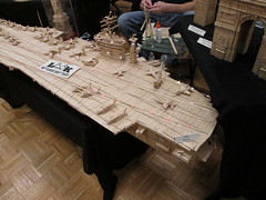 Toothpick USS Nimitz
