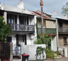 Terraced Houses - Newtown