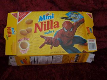 Nilla Wafer Mini Chocolate Cheesecakes