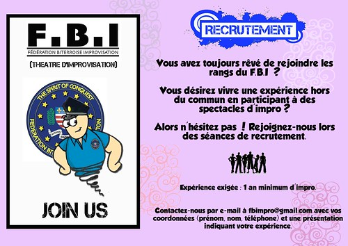 fly recrutement 2013-2014