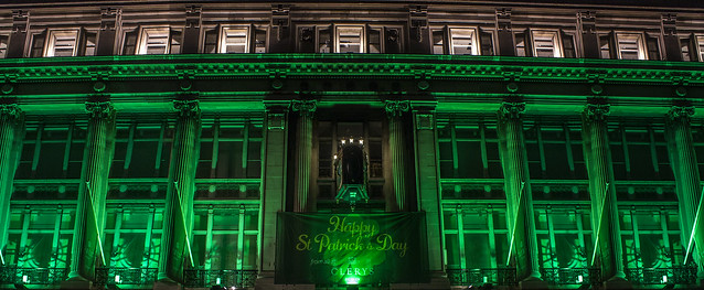 Clerys St Patricks Day