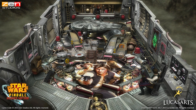 Star Wars Pinball: Heroes Within