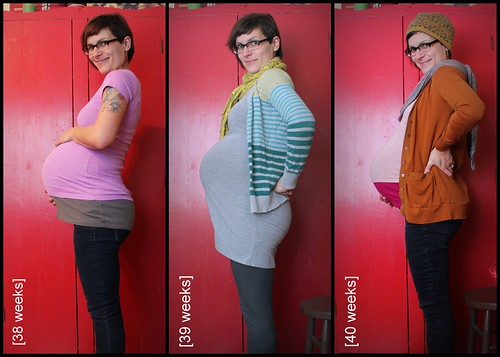 Bump Watch 2014: Weeks 38-40.
