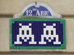 Space Invaders Paris à partir de PA 1001