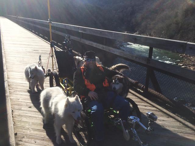 WDOT Gap Trail Ohiopyle 1.18.2014