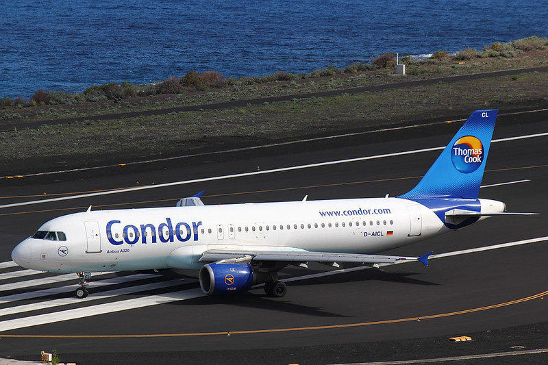 Condor - A320 - D-AICL (1)
