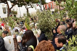 Noicattaro. Benedizione delle Palme 2014 front
