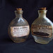 """vintage"" poison bottles by goddess of chocolate"