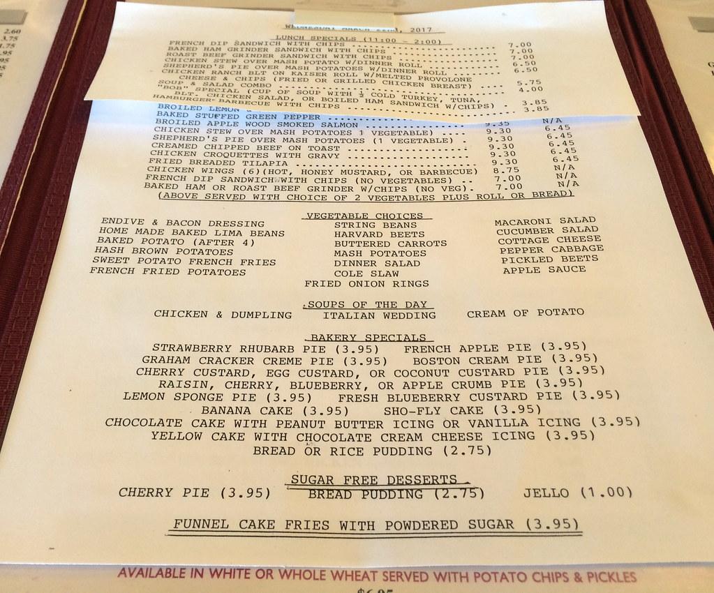 Saville's Diner Boyertown PA - Pennsylvania Retro Roadmap