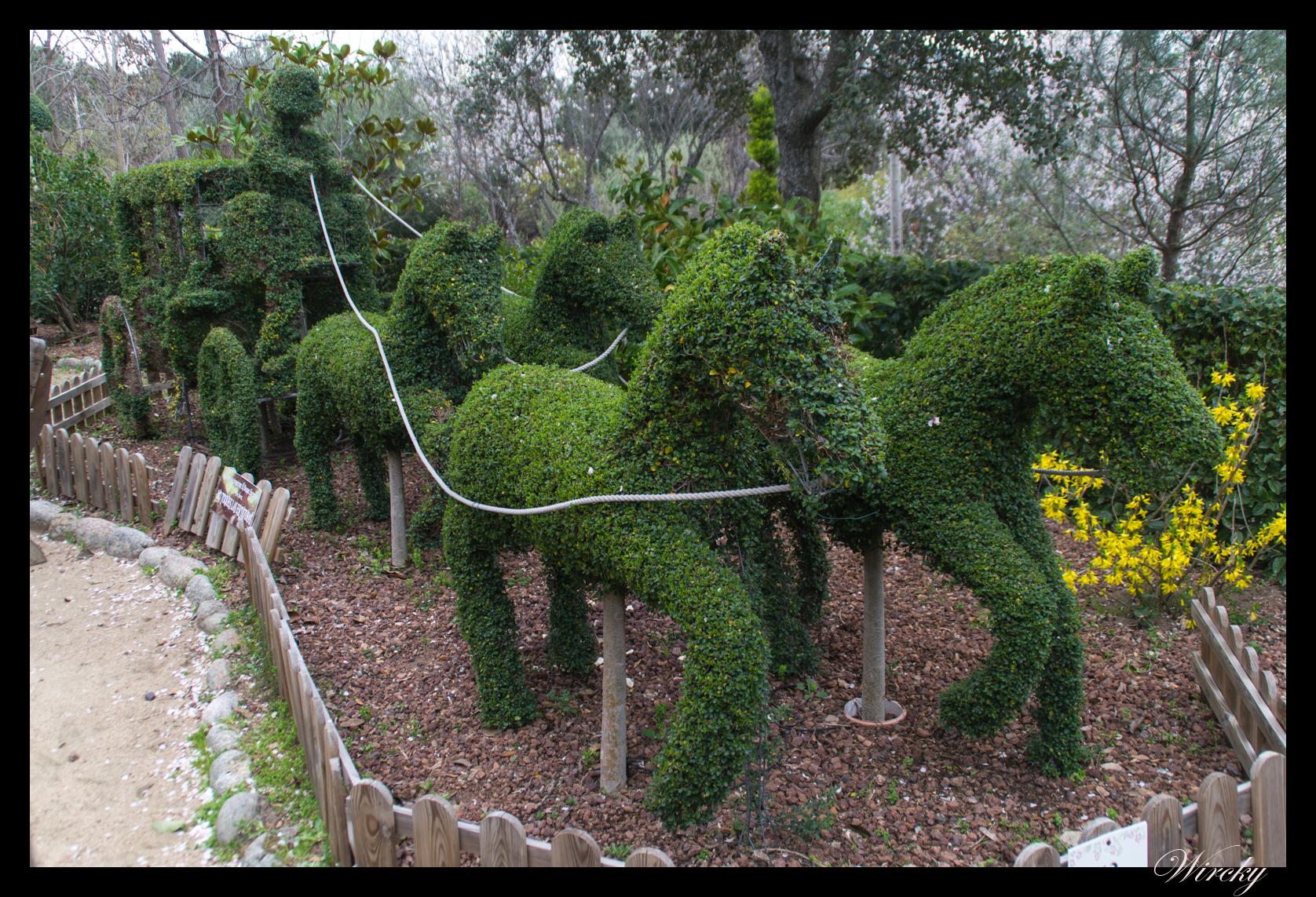 El bosque encantado un jard n secreto y m gico en madrid for El jardin magico
