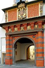 Austria-02957 - Swiss Courtyard Entrance