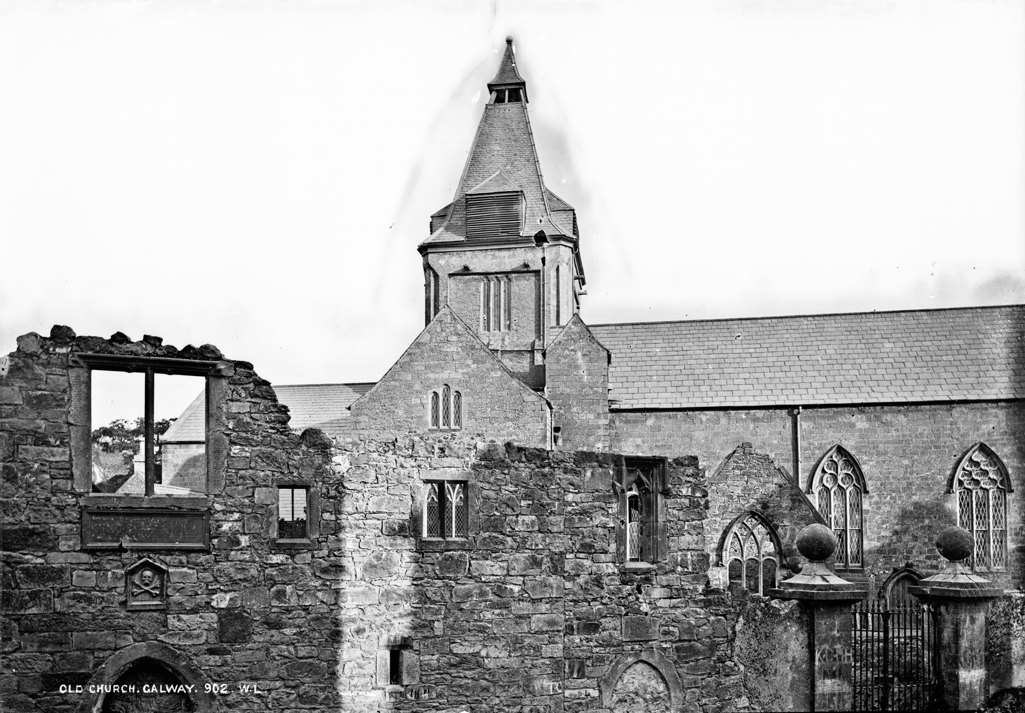 Old Church, Co. Galway?