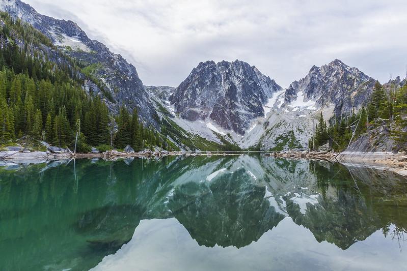 Colchuck Lake, Washington