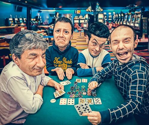 Pokeristi del venerdì sera