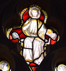 Christ in Majesty (15th Century restored)