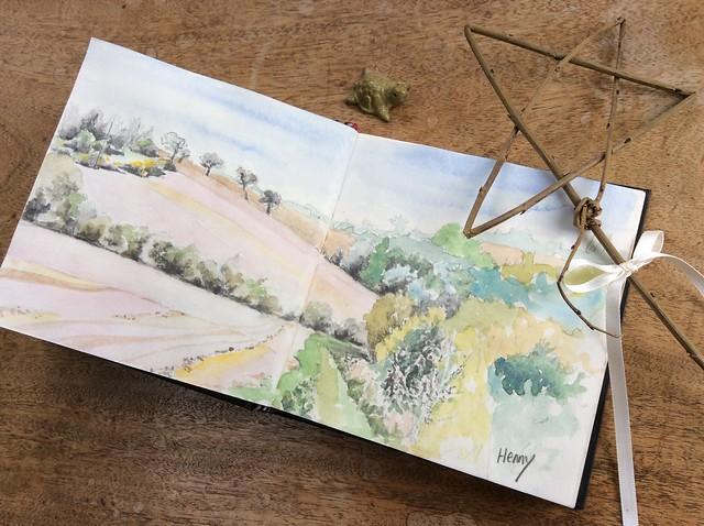 gentle hills of Henny, Apple iPad mini 2, iPad mini 2 back camera 3.3mm f/2.4