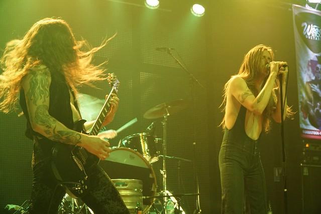 GLITTER WIZARD  -  rock psychédélique / USA