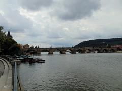 praga-podul carol/prague-charles bridge