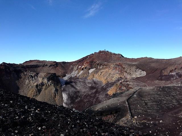 Mont Fuji août 2013