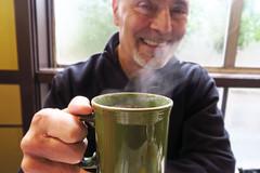Steamin' Cuppa Joe