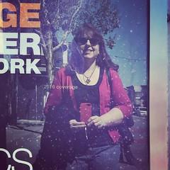 Bus stop selfie #sf #bernalwood