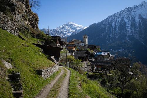 Landarenca . Val Calanca (GR)