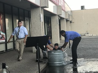 April 30 2017       2 people baptized 😊 VG
