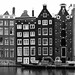 Amsterdam Canal Houses by denismartinb