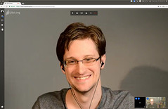 Planning the NYPL call with Ed Snowden 5