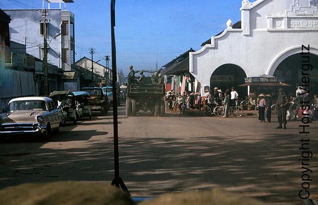 Chợ Thủ Đức 1965-66 - Photo by Horst Viergutz