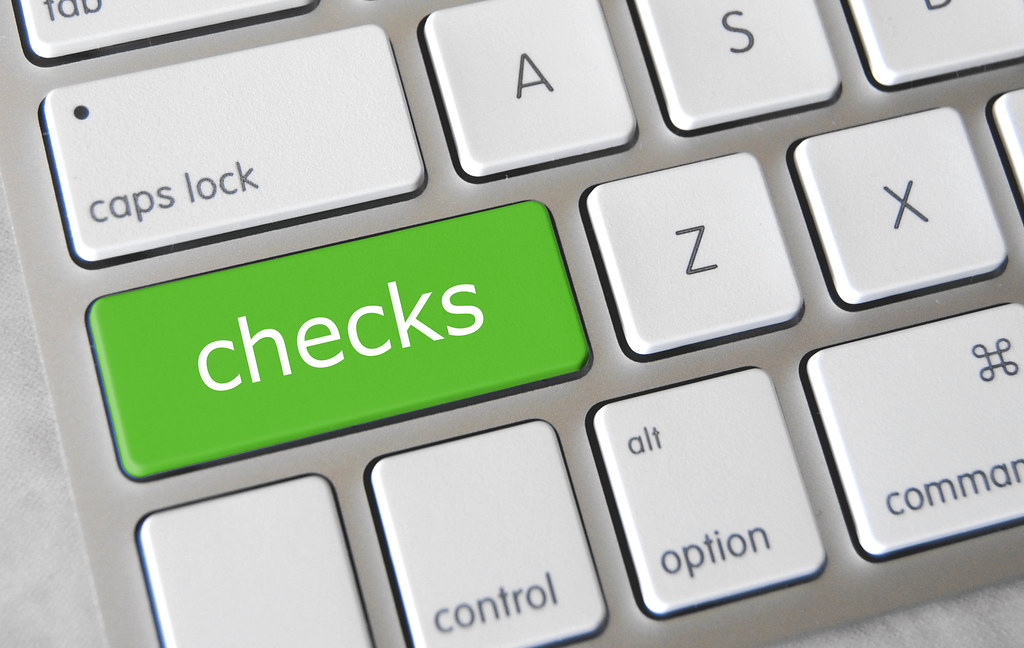 Checks Key